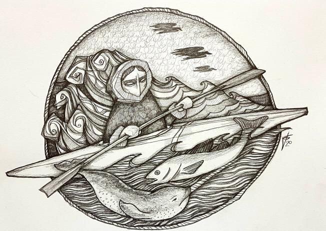 oceancity sea kayaking