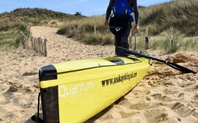 Fast Sea Kayak